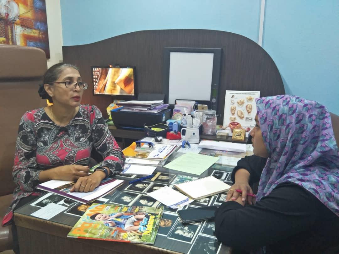Wawancara Majalah Pa Ma bersama Dr Ummul Wahiy-2