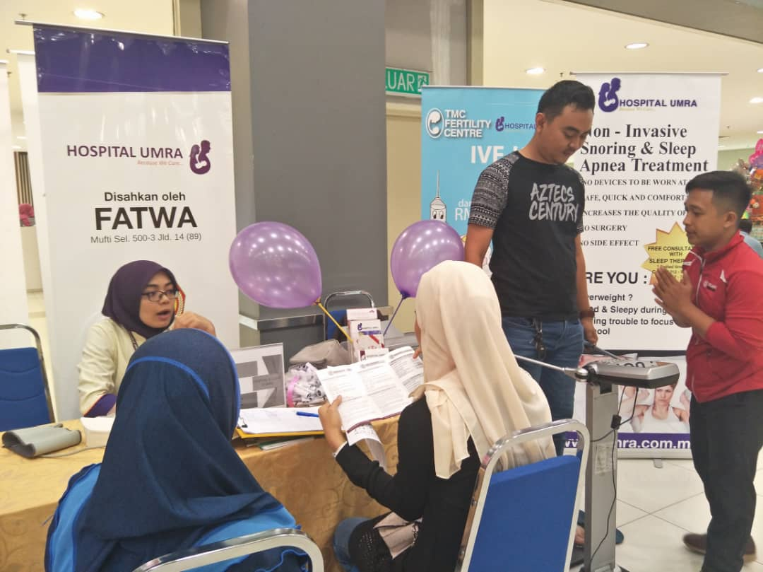 Health Roadshow @Mydin Mall Subang Jaya 2