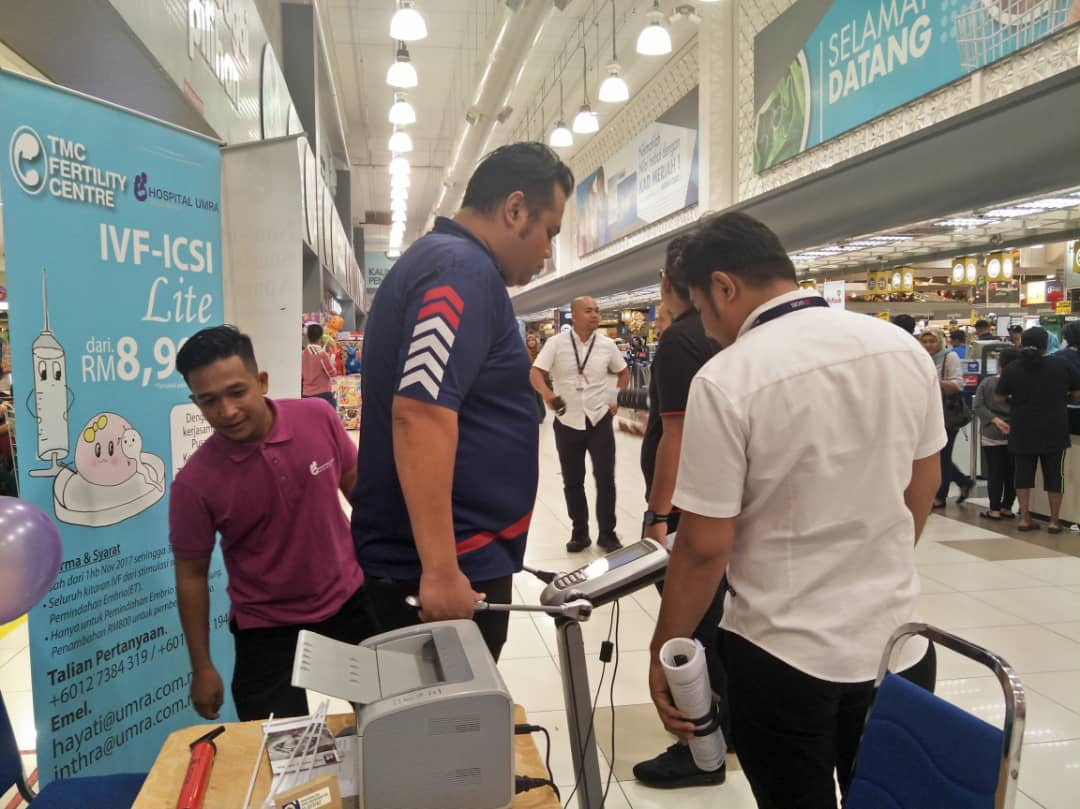 Health Roadshow @Mydin Mall Subang Jaya 3