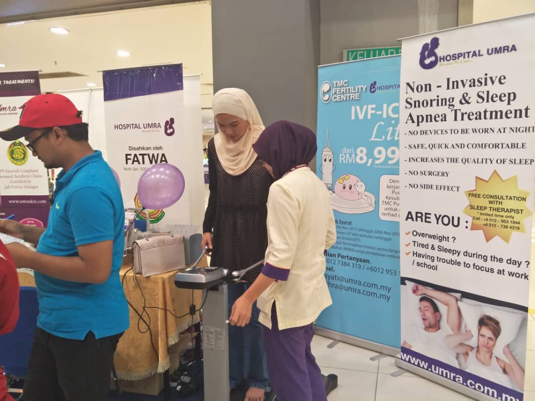 Health Roadshow @Mydin Mall Subang Jaya 4