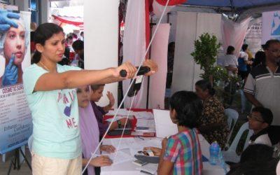 Merdeka Health Carnival at Putra Prima Puchong