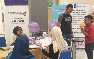 Health Roadshow @Mydin Mall Subang Jaya