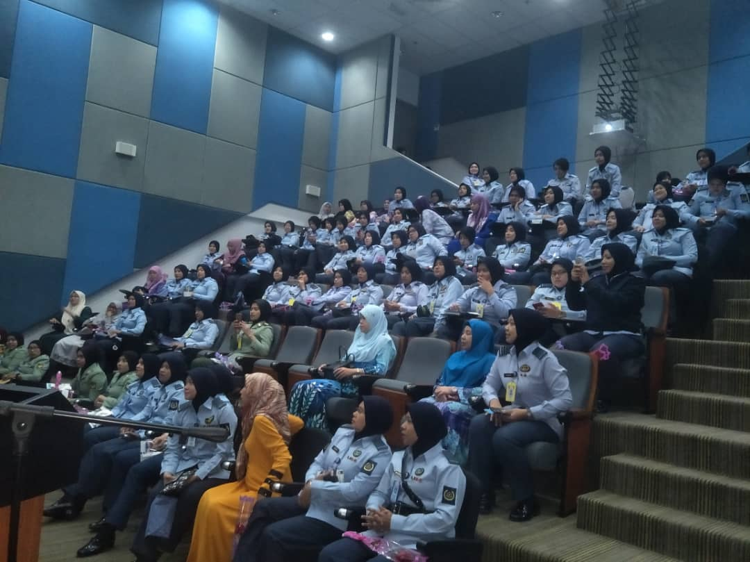 TUDM Subang for Women Airforce in conjunction with International Women's Day 2
