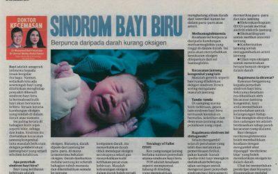 Sindrom Bayi Biru – HARIAN METRO