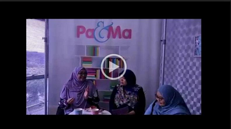 Pa&Ma fb live interview with Dr Afida Sohana at Karangkraf (Topik Risiko Awal Kehamilan)